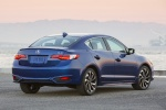 2017 Acura ILX Sedan in Catalina Blue Pearl - Static Rear Right View
