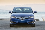 2017 Acura ILX Sedan in Catalina Blue Pearl - Static Frontal View