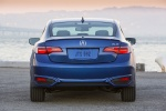 2018 Acura ILX Sedan in Blue - Static Rear View