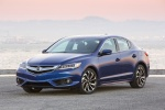 2018 Acura ILX Sedan in Blue - Static Front Left View