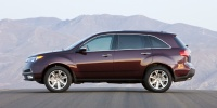 2010 Acura MDX, Technology, Advance V6 AWD Pictures