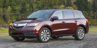 2014 Acura MDX, Technology, Advance V6 AWD Review