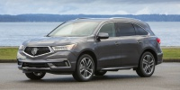 2018 Acura MDX, Sport Hybrid, Technology, Advance V6 SH-AWD Pictures