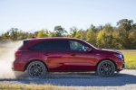 2019 Acura MDX A-Spec in Performance Red Pearl - Driving Side View