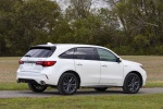 2019 Acura MDX A-Spec in White Diamond Pearl - Static Rear Right Three-quarter View