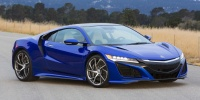 2017 Acura NSX Sport Hybrid SH-AWD Pictures