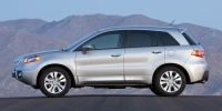 2010 Acura RDX, SH-AWD Pictures