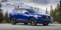 2019 Acura RDX, Technology, A-Spec, Advance Package, AWD Review