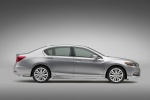 2014 Acura RLX in Silver Moon - Static Side View