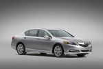 2014 Acura RLX in Silver Moon - Static Front Right Three-quarter View