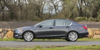 2015 Acura RLX V6 Technology, Advance Review