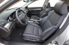2010 Acura TL SH-AWD Front Seats in Ebony