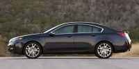 2012 Acura 3.5 TL, 3.7 V6 SH-AWD Review