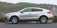2012 Acura ZDX SH-AWD, Technology, Advance Pictures