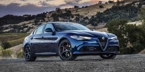 2017 Alfa Romeo Giulia Ti, Quadrifoglio AWD Review