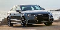 2017 Audi A3 Sedan, Convertible, Sportback e-tron, S3 quattro AWD Review