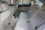 2018 Audi A6 2.0T quattro Sedan Rear Seats