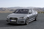 2018 Audi A6 3.0T S-Line Sedan in Nardo Gray - Static Orientation View