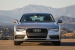 2016 Audi A7 Sportback in Florett Silver - Status Frontal View