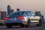 2017 Audi A7 Sportback in Florett Silver - Status Rear Right View