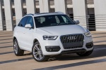 2015 Audi Q3 2.0T in Cortina White - Static Front Right View