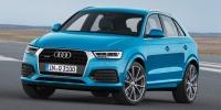 2015 Audi Q3 2.0T Premium Plus, Prestige quattro AWD Review