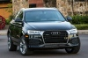 2016 Audi Q3 2.0T quattro in Brilliant Black from a front right view