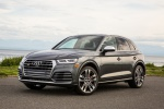 2019 Audi SQ5 quattro in Daytona Gray Pearl Effect - Static Front Left View