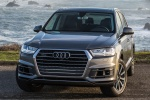 2017 Audi Q7 3.0T quattro in Graphite Gray Metallic - Static Frontal View