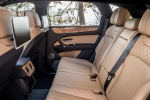 2018 Bentley Bentayga Rear Seats