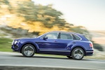 2018 Bentley Bentayga in Blue Sequin Metallic - Driving Side View