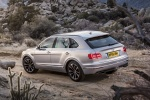 2018 Bentley Bentayga in Silver Storm Metallic - Static Rear Left Three-quarter View