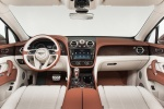 2018 Bentley Bentayga Cockpit