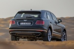 2018 Bentley Bentayga in Black - Static Rear Right View