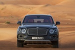 2018 Bentley Bentayga in Black - Static Frontal View