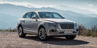 2018 Bentley Bentayga Onyx, Activity, Black, Signature, Mulliner W12 AWD