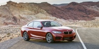 2014 BMW 2-Series, 228i, M235i Coupe Review