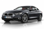 2015 BMW 435i Coupe in Mineral Gray Metallic - Static Front Left Three-quarter View