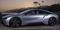 2014 BMW i8 Coupe Review