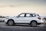 2017 BMW X1 xDrive28i in Alpine White - Static Side View