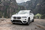2019 BMW X1 xDrive28i in Alpine White - Static Front Left View