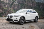 2019 BMW X1 xDrive28i in Alpine White - Static Front Left Three-quarter View