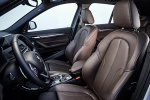 2019 BMW X1 xDrive28i Front Seats in Mocha