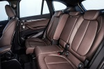 2019 BMW X1 xDrive28i Rear Seats in Mocha