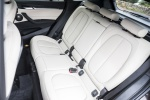 2019 BMW X1 xDrive28i Rear Seats in Oyster