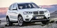 2015 BMW X3 sDrive28i, xDrive28i, xDrive35i, xDrive28d AWD Pictures
