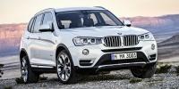 2016 BMW X3 sDrive28i, xDrive28i, xDrive35i, xDrive28d AWD Pictures