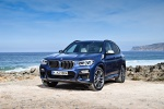 2019 BMW X3 M40i in Phytonic Blue Metallic - Static Front Left View