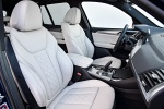 2019 BMW X3 M40i Front Seats in Oyster