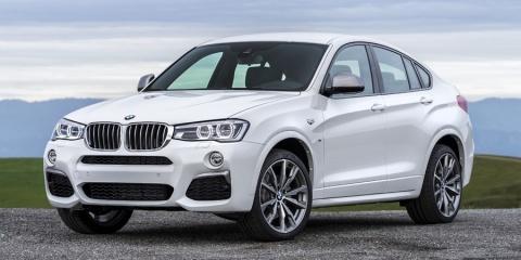 2018 BMW X4 xDrive28i, M40i AWD Review